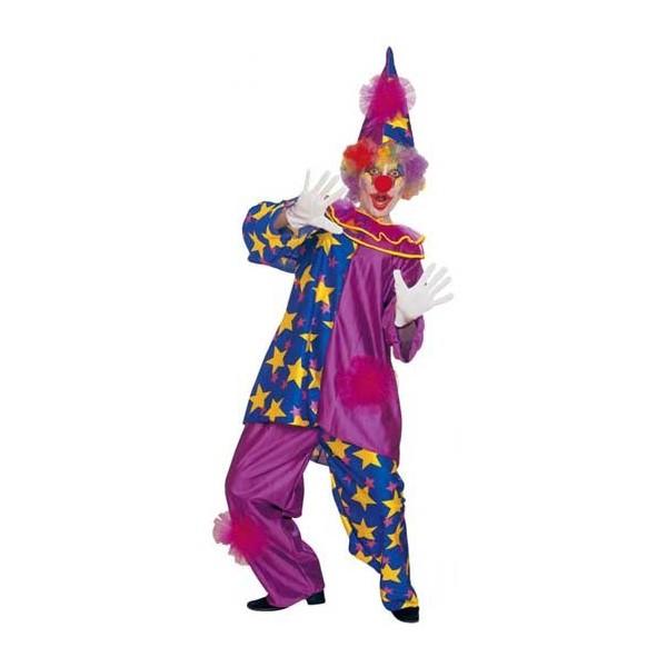 Costume Star clown