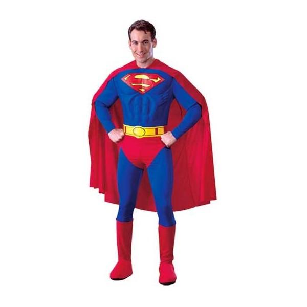 Costume superman deluxe