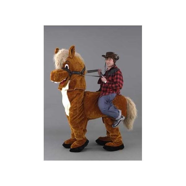 """mascotte illusion \""""cavallo\"""""""