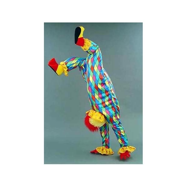 """costume illusion \""""clown sottosopra\"""""""