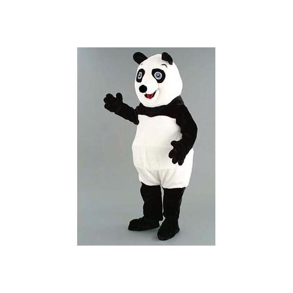 mascotte de luxe tonino il pandino