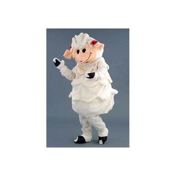 mascotte de luxe lella la pecorella