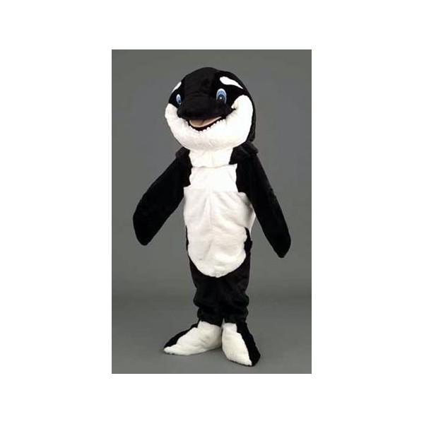 mascotte de luxe Orca