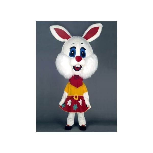 mascotte illusion coniglietta