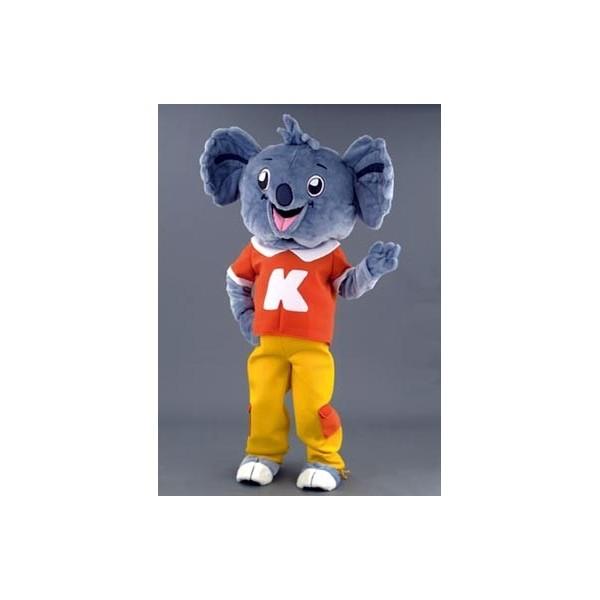Mascotte deluxe koala
