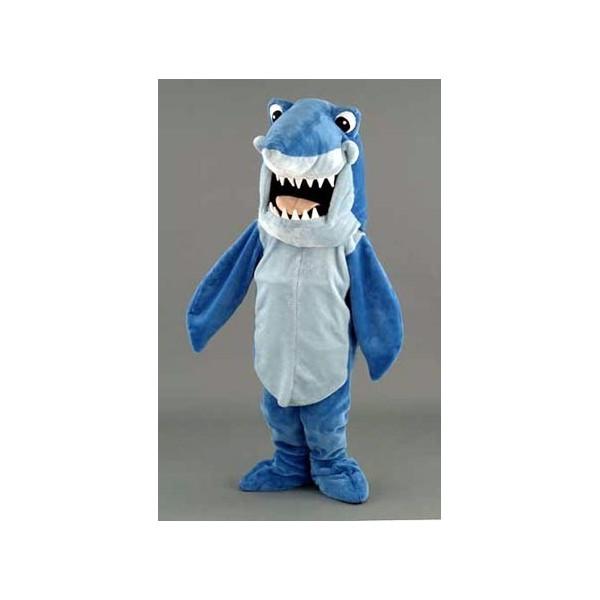 Mascotte deluxe squalo