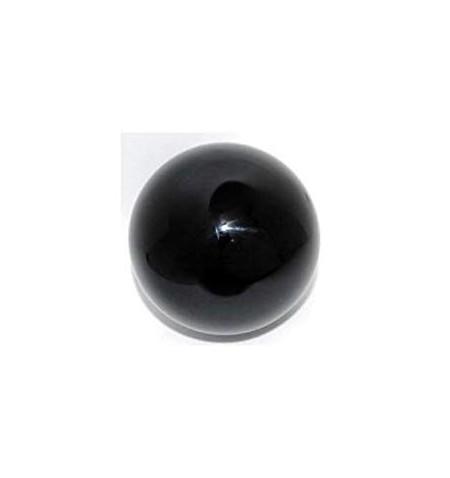 Pallina da contact black 76 mm