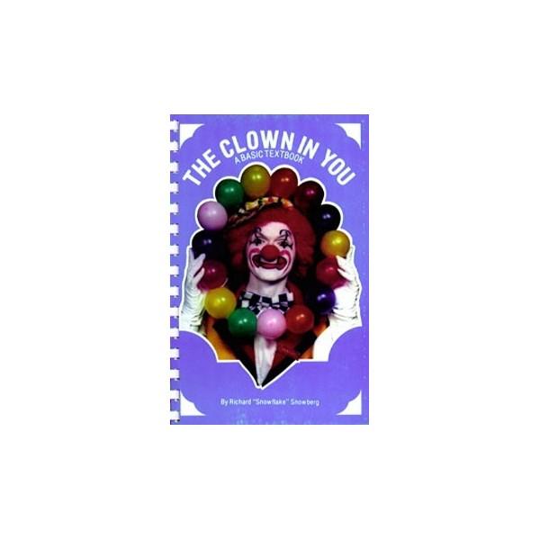"libro   \"" the clown in you \"""