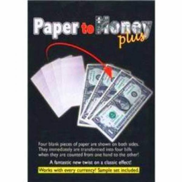 Da carta a banconota - paper to money