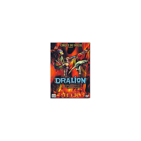 dvd Cirque Du Soleil  -  dralion