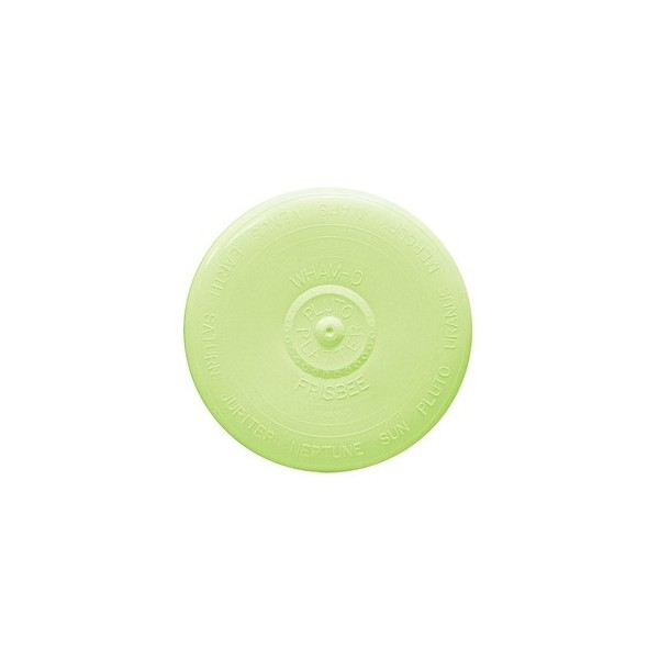 frisbee  pluto - anniversario