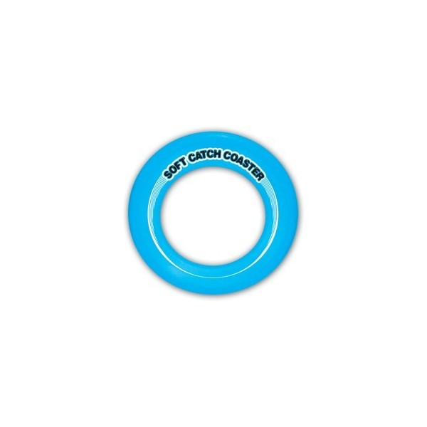 frisbee soft catch coaster