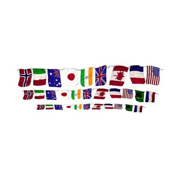 Catena di bandiere jumbo 3MT