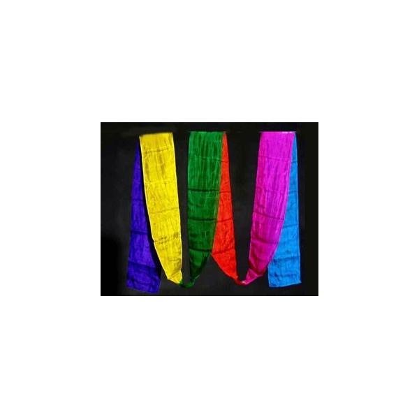 Streamer di seta multicolor 3mt
