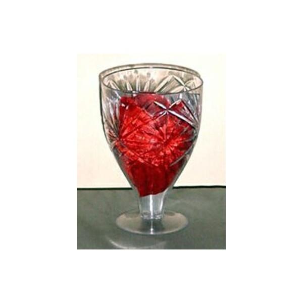 calice di vino a specchio