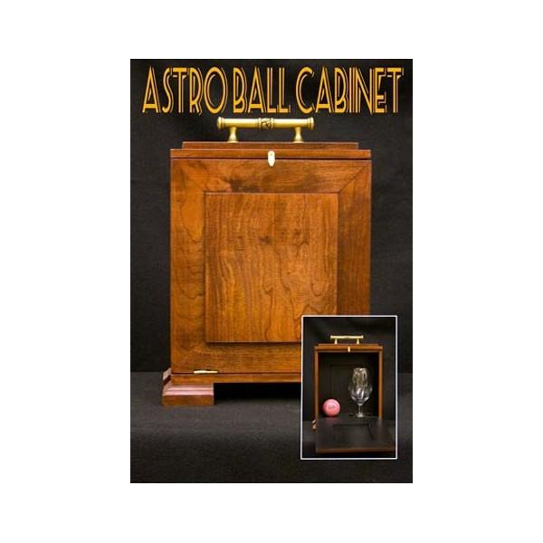 Astro ball cabinet e glass