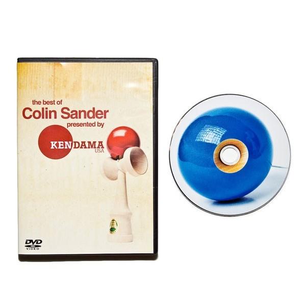 DVD Kendama The Best of Colin Sander
