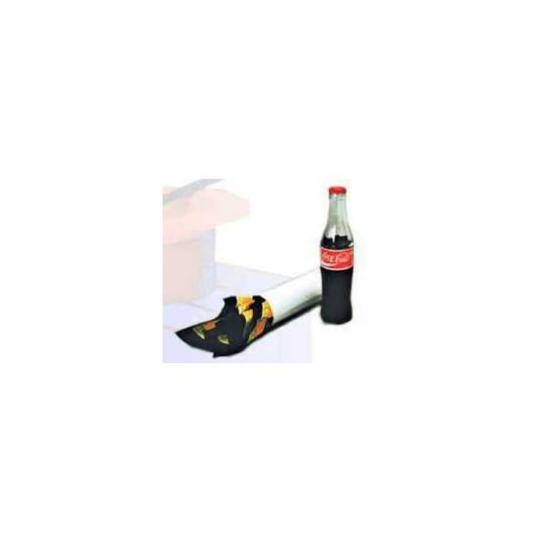 sparizione della bottiglia di coca cola