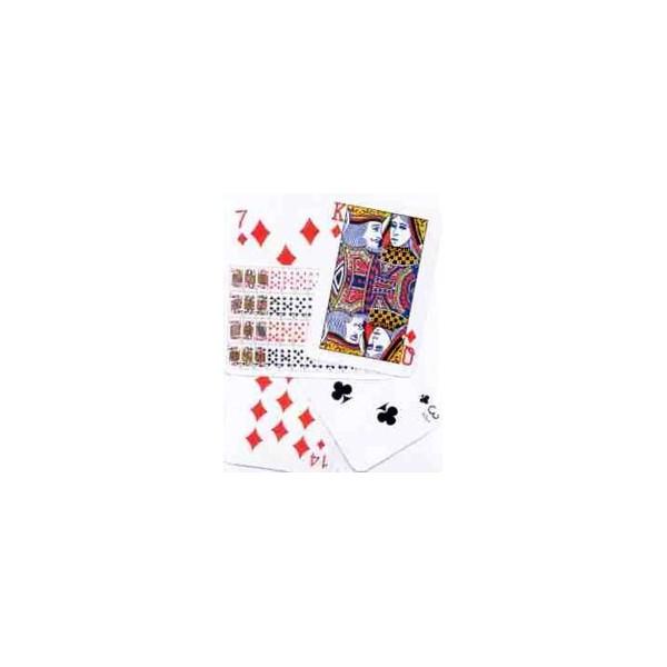gag con carte giganti