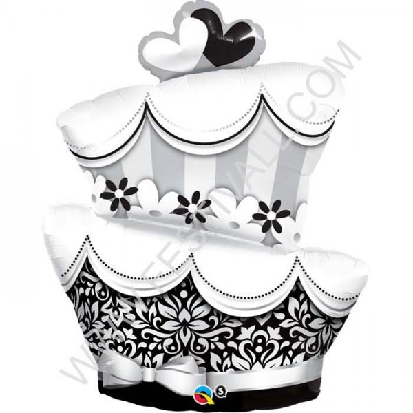 "Supershape 41""/104 cm torta elegant cake"