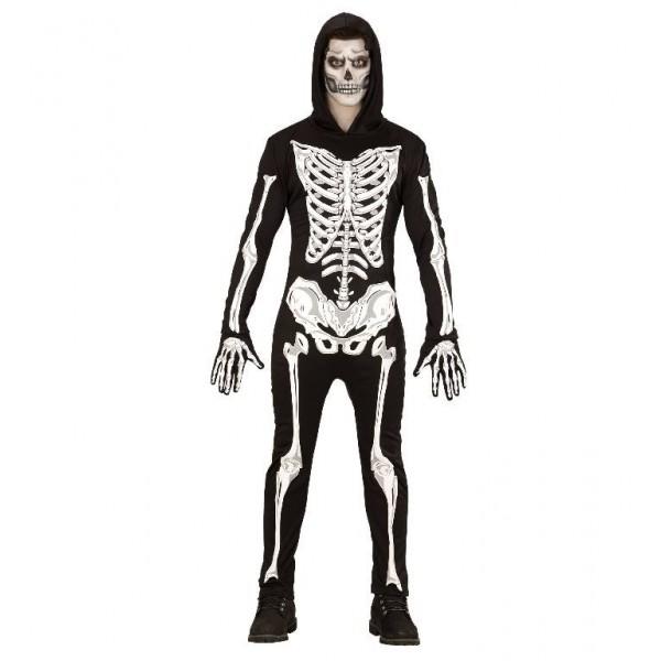 Tuta scheletro