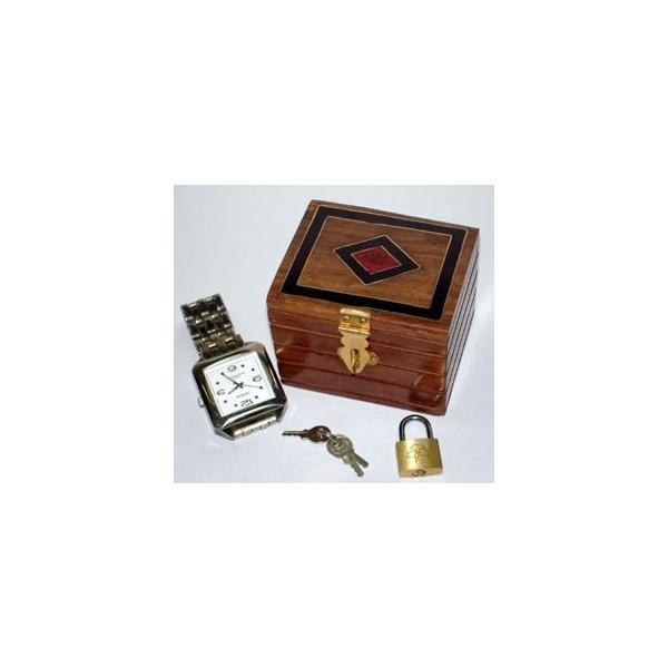 watch box legno