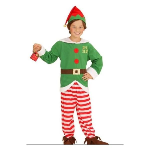 Costume elfo bimbo