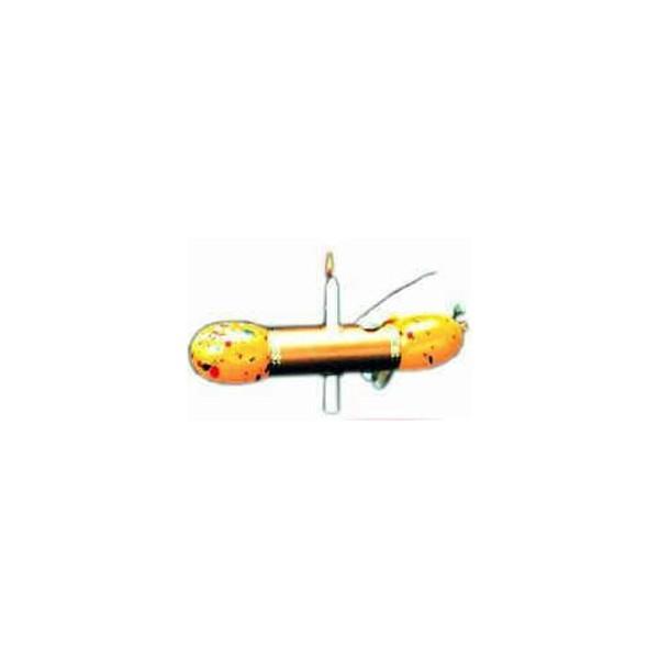 candela attraverso il palloncino