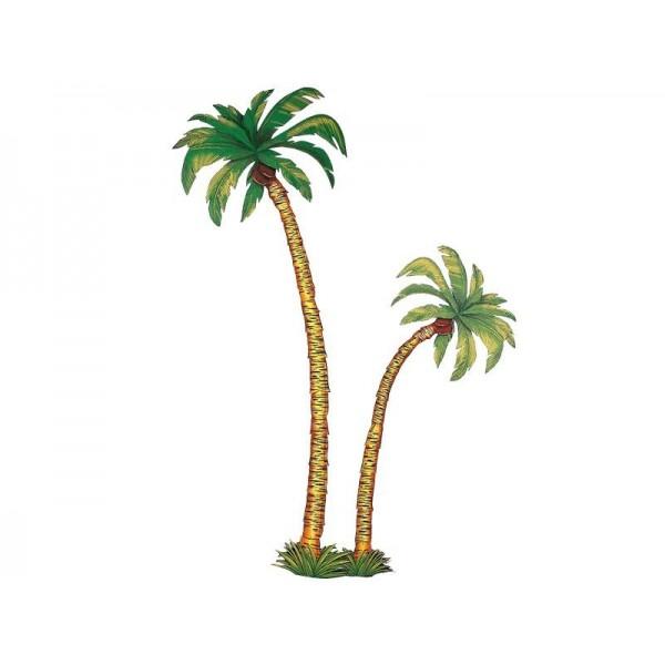 Set da due palme 180 116 cm
