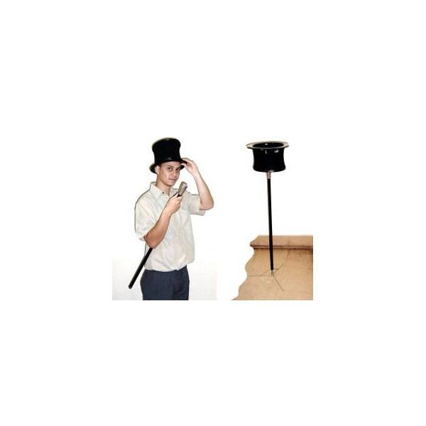 cappello bastone tavolo