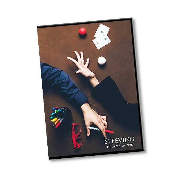 sleeving by lukas and seol park - (2 DVD)