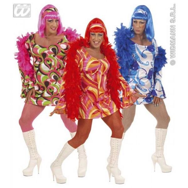 vestitino drag queen anni 70