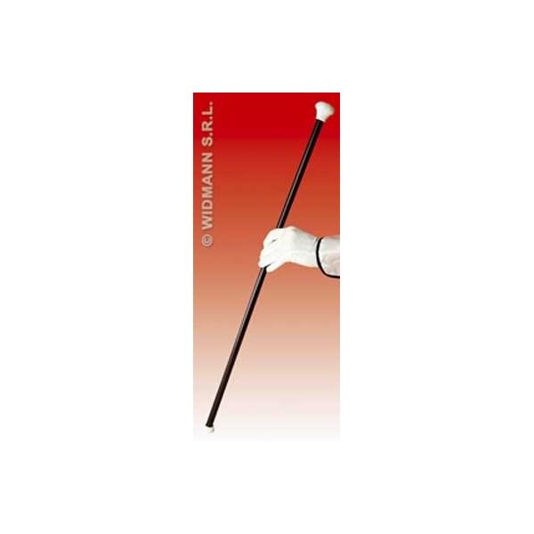 Bastone con pomo bianco sonoro