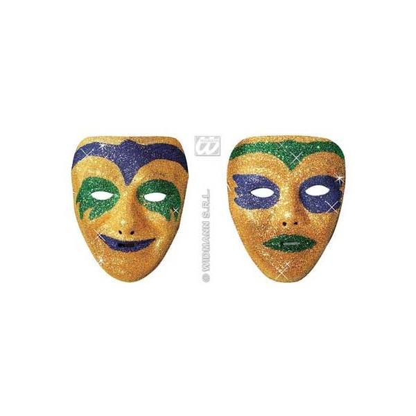 Maschera glitter
