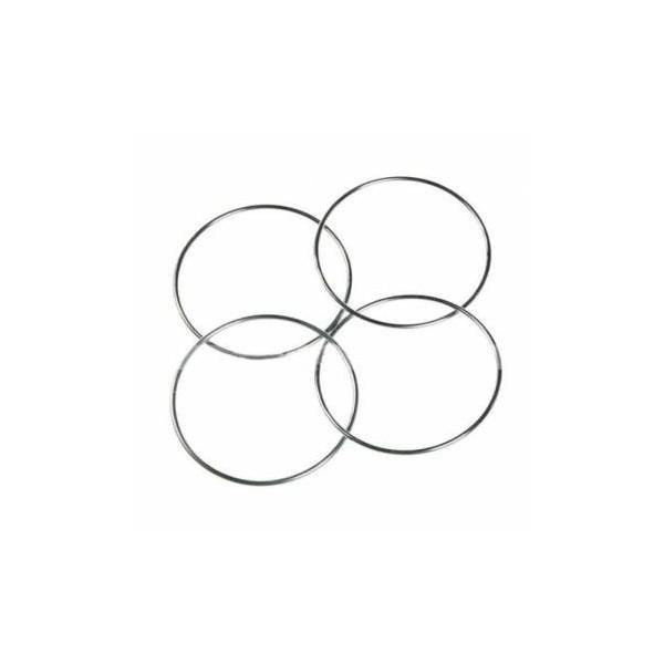 Anelli cinesi piccoli - set di 4 anelli 12cm