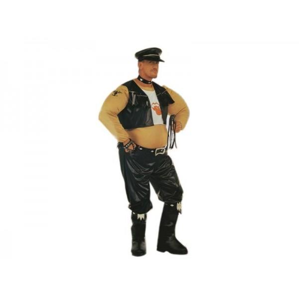costume biker grassone