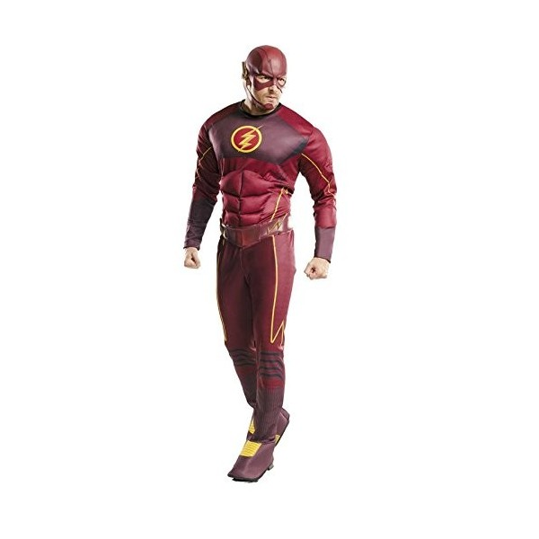 costume the flash dlx