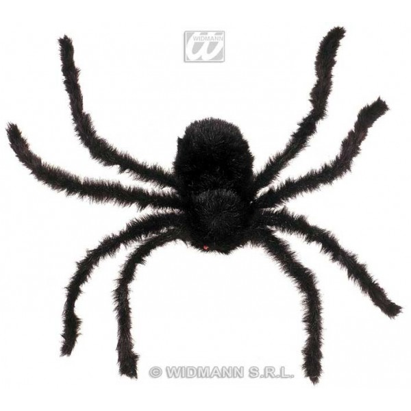 Maxi ragno peloso modellabile 60cm