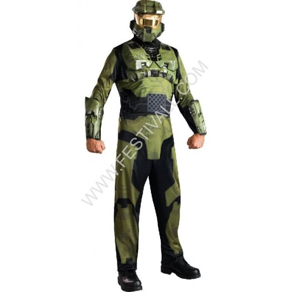Costume Master Chief - Halo