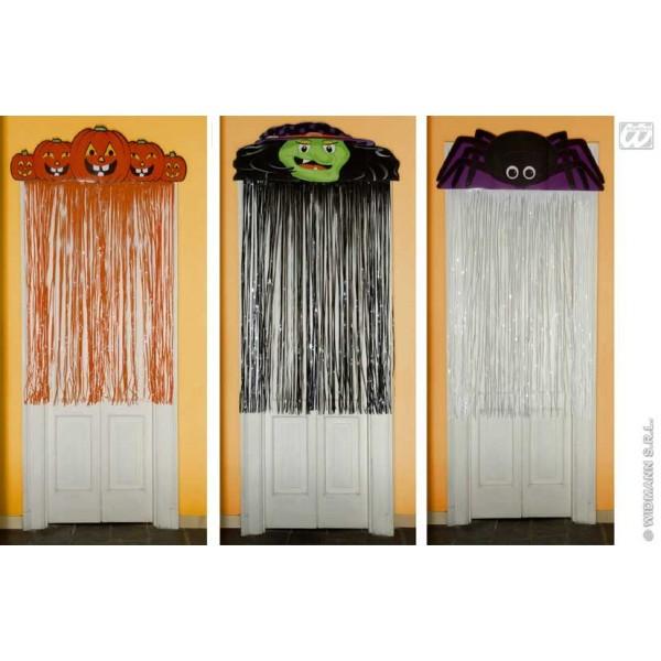 tendina deco porta halloween