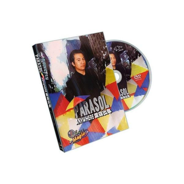 Parasol anywhere - DVD