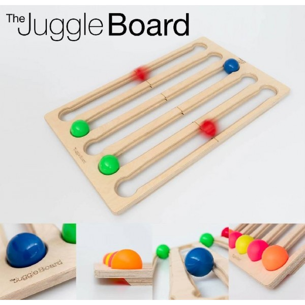 The juggle board