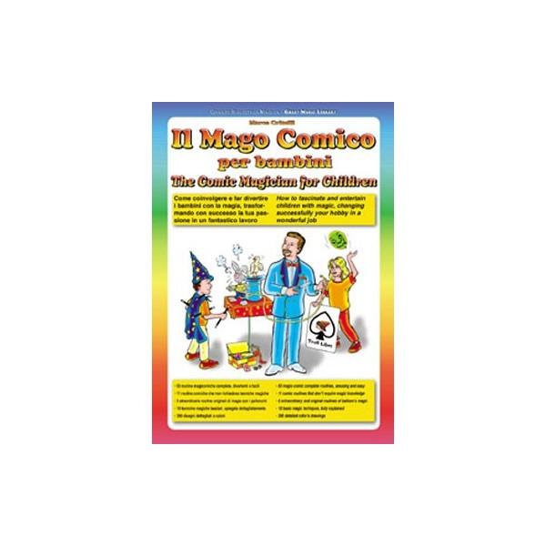 libro il mago comico per bambini