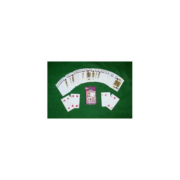 mazzo di carte arcobaleno
