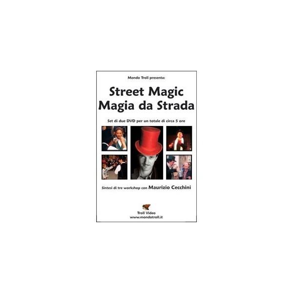 dvd Street Magic - Magia da Strada