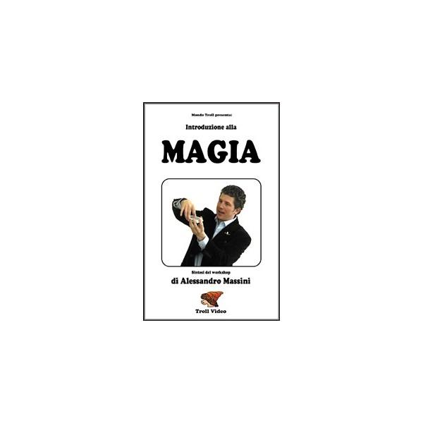 dvd Introduzione Alla Magia