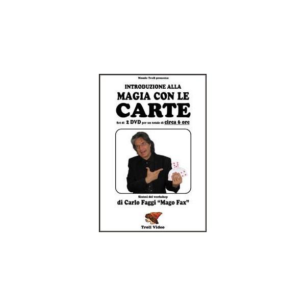 DVD Introduzione alla Magia con le Carte