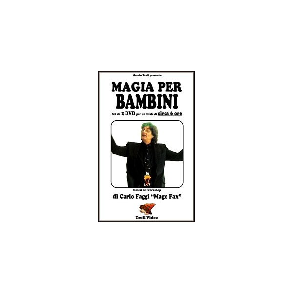Dvd Magia per Bambini