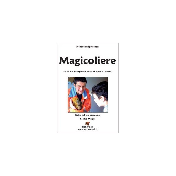 DVD Magicoliere TM