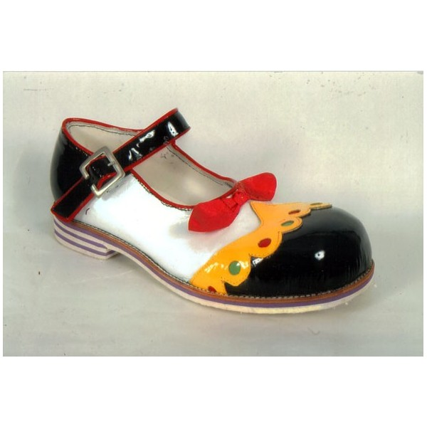 Scarpe clown professionali donna